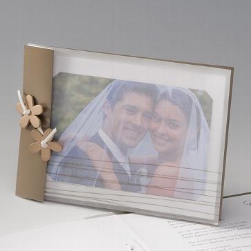 """Fotokarte für die Hochzeit """"Fergie"""""""