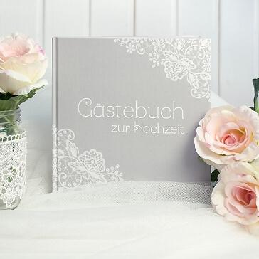"Gästebuch ""Elegance"""