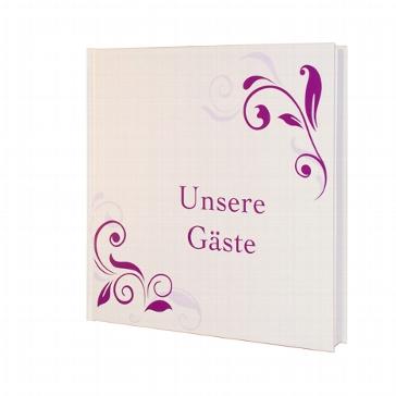 Gästebuch Ornamente