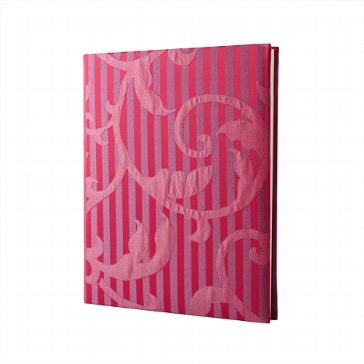 Gästebuch für die Hochzeitsfeier in Rot