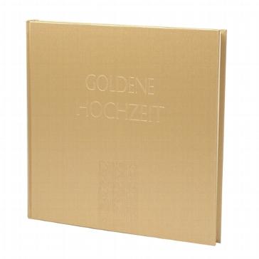 """Gästebuch """"Basel"""", gold"""