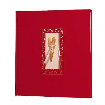 Gästebuch Capri, rot