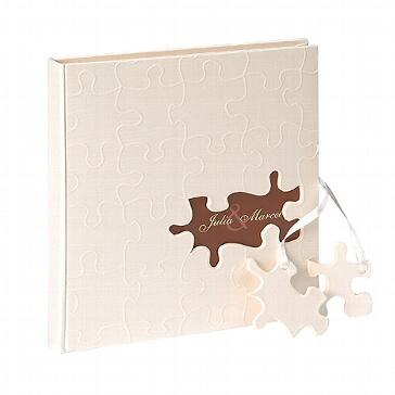 Für Glückwünsche der Hochzeitsgesellschaft - Gästebuch Budapest