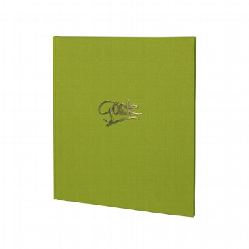 Gästebuch Miami grün