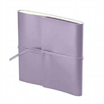 """Gästebuch """"Romano Quadrato"""" lavendel"""