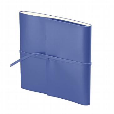 "Gästebuch ""Romano Quadrato"" veilchenblau"