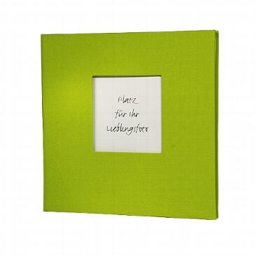 Gästebuch Toulouse, lindgrün