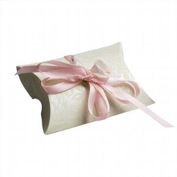 Gastgeschenk Patmos in elfenbein-rosa
