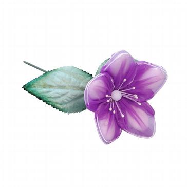 Gastgeschenk Bonboniere für die Hochzeit oder Taufe Mandelbluete Primel lavendel