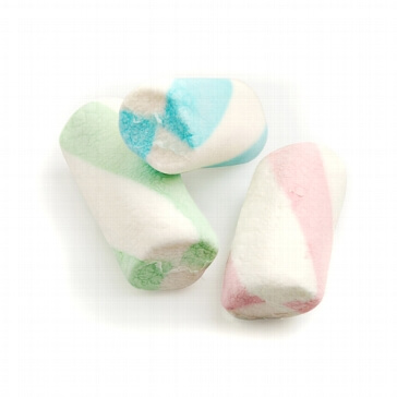 Gastgeschenk Marshmallow Bunt - zur Hochzeit
