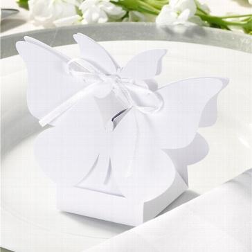 Gastgeschenk-Box Schmetterling zur Hochzeit