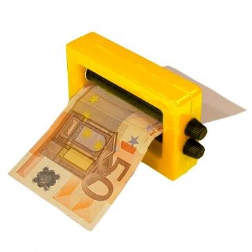 Gelddruckmaschine