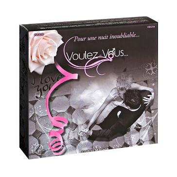 "Geschenk-Box ""Voulez Vouz"", Hochzeit"
