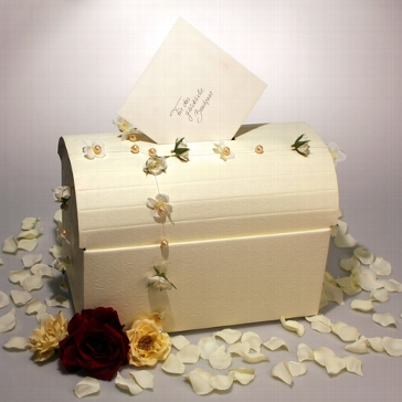 """Geschenk-/Briefbox """"Hochzeit"""""""