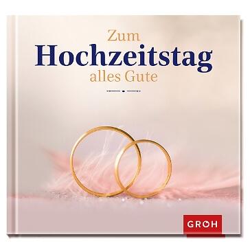 Geschenkbuch Zum Hochzeitstag