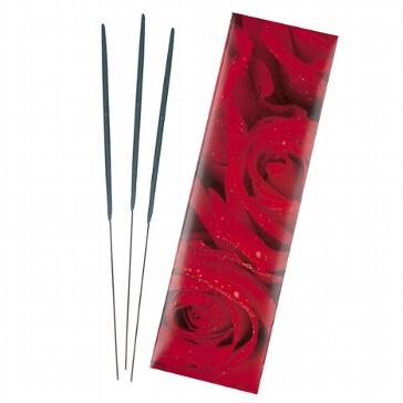 Wunderkerzen Rose 8 St.