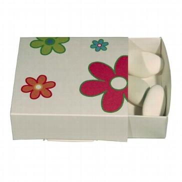 Geschenkschachtel Blume