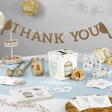 """Girlande Schriftzug """"Thank You"""""""