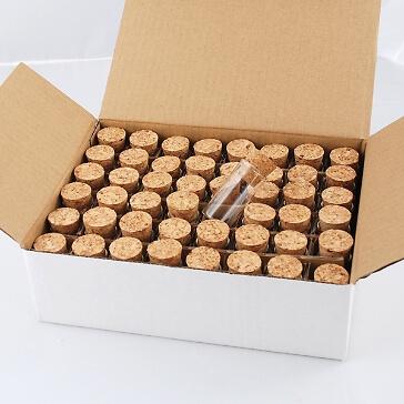 Glasröhrchen für Gastgeschenke, klein, 48 St., set-3
