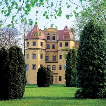 """Gutschein """"Wochenende zu zweit"""" im Schlosshotel Althörnitz"""