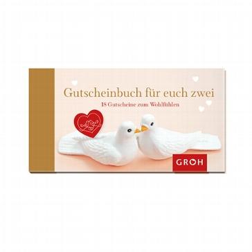 """Gutscheinbuch """"Für Euch zwei"""""""