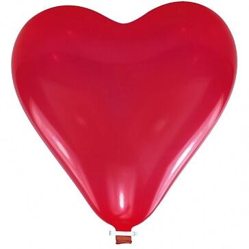 Herzballon Roter Riese