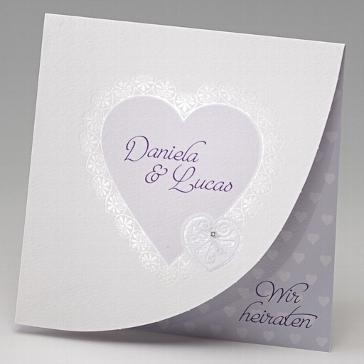 Einladung Hochzeit Aileen