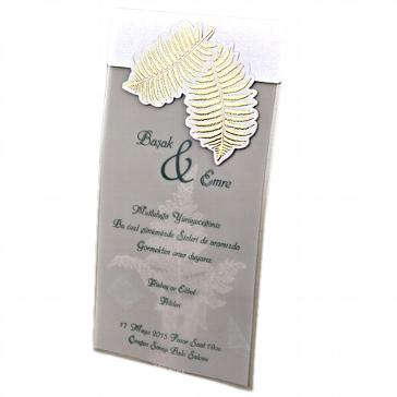 """Hochzeitseinladung """"Ceyda"""""""