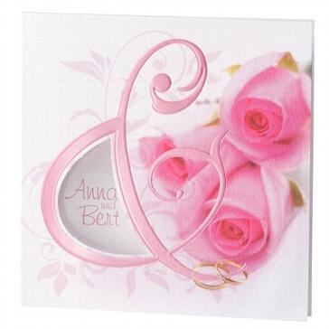 """Hochzeitskarte """"Deborah"""""""