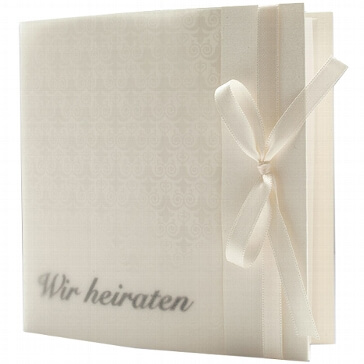 Einladungskarte Elegance zur Hochzeit