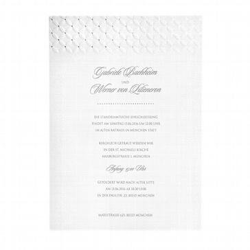 Hochzeitseinladung Felia