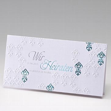 Einladung Hochzeit Florence