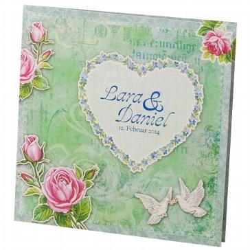 """Hochzeitseinladung """"Frances"""""""