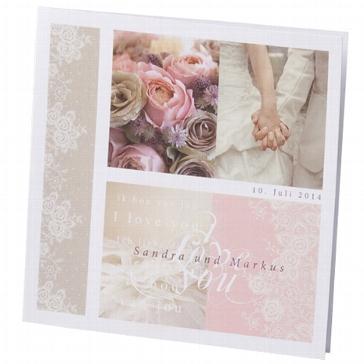 """Hochzeitseinladung """"Giovanna"""" - Vintage für Ihre Hochzeit"""