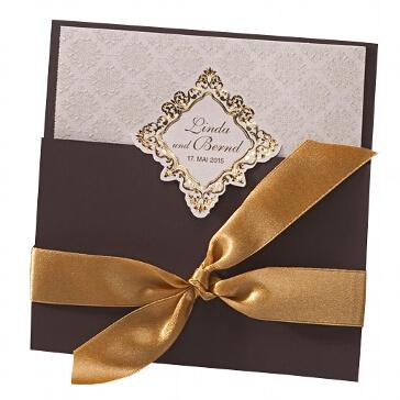 """Einladung Hochzeit """"Maida"""""""