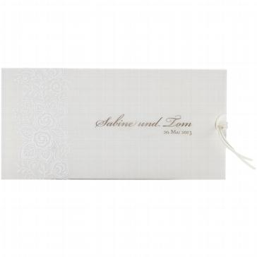 "Hochzeitseinladung ""Tiffany"""