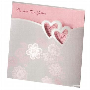 """Hochzeitskarte """"Vanessa"""""""