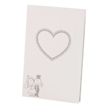 Hochzeitskarte Palina