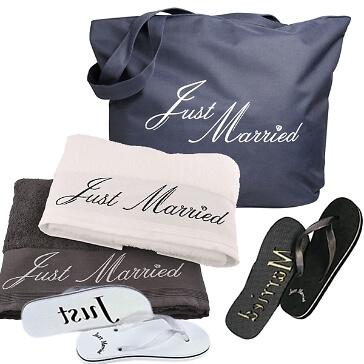 "Honeymoon-Set ""Strand"""