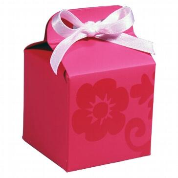 """Kartonage """"Ornament"""", pink"""