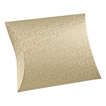 Kartonage Classic gold - Für Hochzeitsmandeln