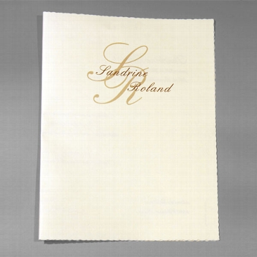 "Einladungskarte ""Iphigenia"""