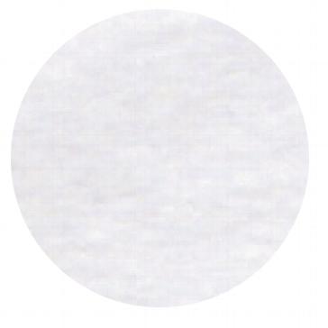 """Konfetti """"Kreis"""" in Weiß"""