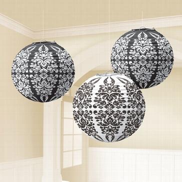 Lampions Ornamente