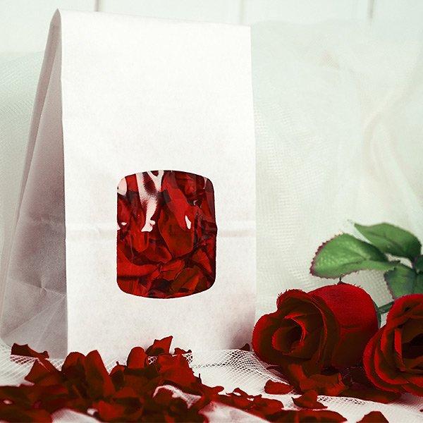 echte rosenblätter zum streuen