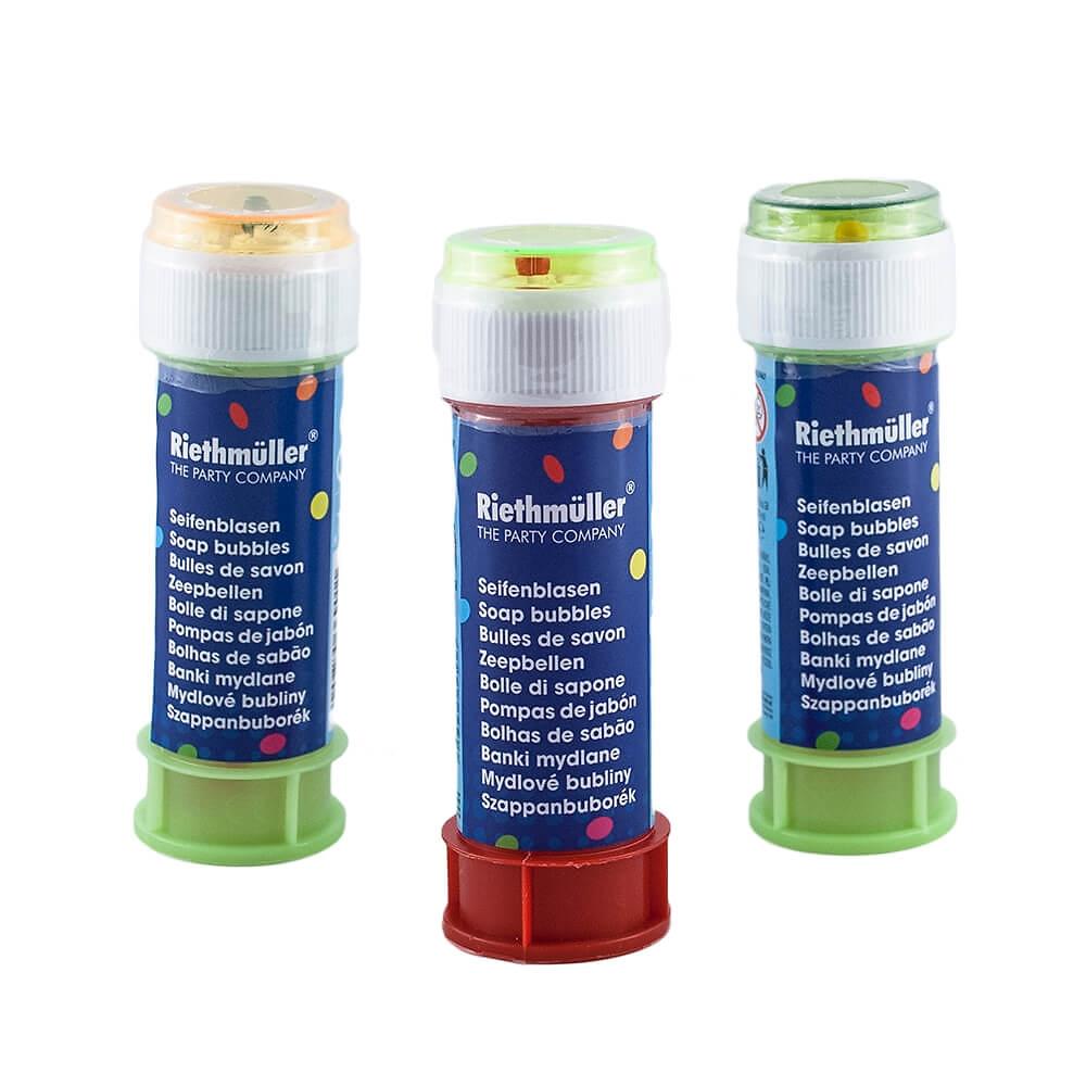 Tolles Geschenk Für Kinder Seifenblasen Röhrchen