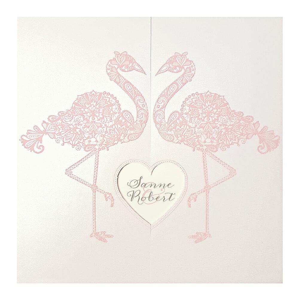 Einladungskarte Hochzeit Tianna