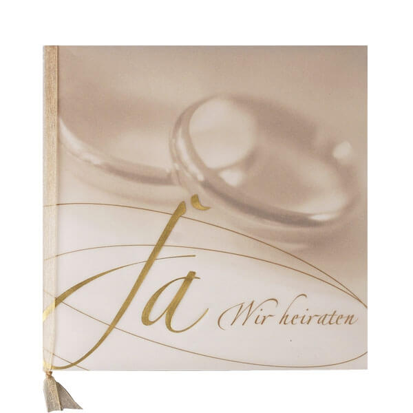 Einladungskarte Maxima Klassische Hochzeitseinladung Weddix De