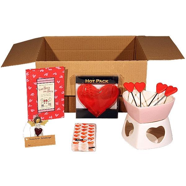 weihnachtsgeschenke geschenkset herzensw rme. Black Bedroom Furniture Sets. Home Design Ideas