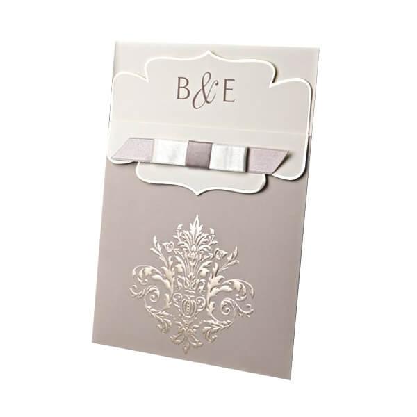 Hochzeitskarte Adena Einladung Zur Hochzeit Weddix De